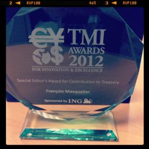 TMi award 2012